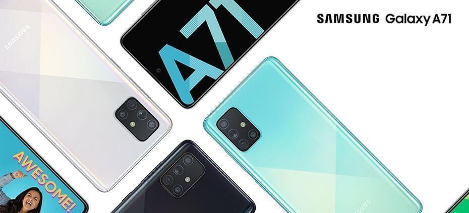 Samsung-A71