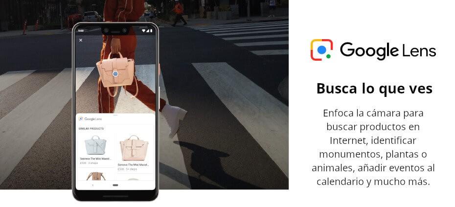 Google Pixel 3 Lens