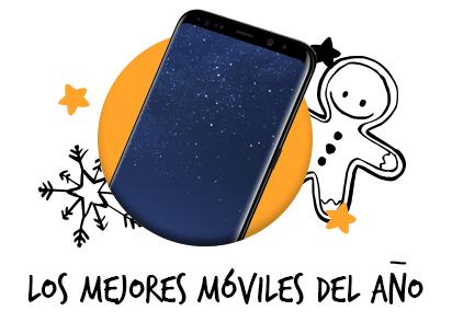 Los mejores móviles del año